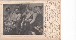18262   Gemälde-Galerie P.P.RUBENS  Dianas Heimkehr - Pittura & Quadri