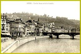 CPA-Liège- Vue Du Fleuve Et De La Citadelle - Liege