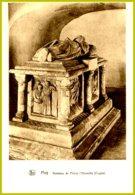 CP Belgique,édit.:Felix De Ruyter-Huy : Tombeau De Pierre L'Hermite (crypte) - Sculture