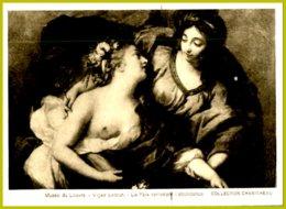 CP Collection Chantereau-Musée  Du Louvre:  Vigée Lebrun :la Paix Ramenant L'abondance - Pittura & Quadri