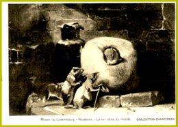 CP Collection Chantereau- Musée  Du Luxembourg : Rousseau-le Rat Retiré Du Monde - Pittura & Quadri