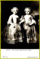 CP Verso Pub Médicale Horsine -160 LL   Musée  De Versailles : BELLE- Mme Infante Et Mme Henriette ,enfants - Pittura & Quadri