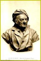 CP 13 LL.-Musée De Valenciennes-Jacques Saly-Buste Du Sculpteur Pater - Sculture
