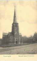 HUYSSINGHEN    Nouvelle Eglise St Léonard. - Huldenberg