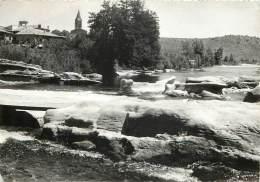 ARDECHE - ROSIERES - La Plage De La TOURASSE - Andere Gemeenten