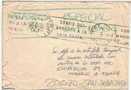 MADRID CC CON MAT RODILLO BUZONES SIN FRANQUEO - 1931-Hoy: 2ª República - ... Juan Carlos I