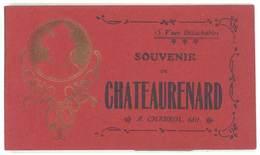 Carnet Cpa Souvenir De Châteaurenard ( Incomplet , 6 CPA ) - Chateaurenard