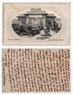 (Turquie) 264, Andrinople, Isaac Canetti, Jardin Municipale Rechadié - Turquia