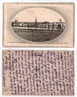 (Turquie) 267, Andrinople, Isaac Canetti, Le Pont Arda - Turquia