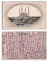 (Turquie) 269, Andrinople, Isaac Canetti, Vue Panoramique - Turquia
