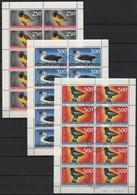 (O) Senegal (1968) Yv. Av. 65/67 - MS Of 10  / Vogel - Birds - Oiseaux - Vogels