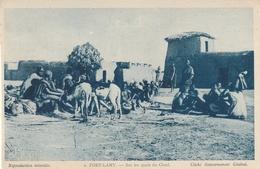 FORT-LAMY - Sur Les Quais Du Chari - Tchad