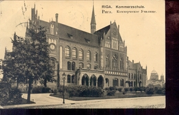 LETLAND - LETTONIE - LATVIA - Riga - 1920 - Letonia