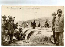 BOULANGERIE(MILITAIRE INDIEN) - Artisanat