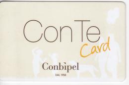 Italy  , Conbipel , ConTecard , Privilegy Card , Fidelity Card , RARE +++ - Other