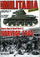 Militaria HS N° 49 : Norvège 1940 - Magazines & Papers