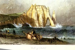 >  [76] Seine Maritime > Etretat - Etretat