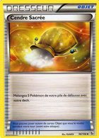 Carte Pokemon 96/106 Cendre Sacrée 2014 - Pokemon