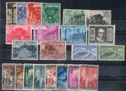 Vaticano 1949 -Annata Completa +PA - **MNH /VF - Vaticano