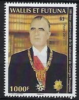 """Wallis YT 753 """" Georges Pompidou """" 2011 Neuf** - Wallis-Et-Futuna"""
