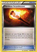 Carte Pokemon 89/106 Flambeau Incandescent 2014 - Pokemon