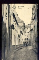 LETLAND - LETTONIE - LATVIA - Riga - 1920 - Latvia