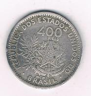 400 REIS  1901  BRAZILIE /6816/ - Brazil