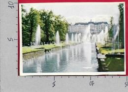 CARTOLINA NV RUSSIA - PETRODVORETS PETERHOF - Fountains Alley - 10 X 15 - Russia