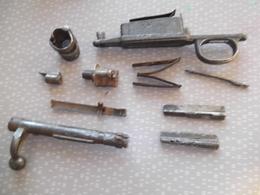 Lot Mauser Fouille - Armes Neutralisées