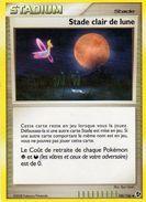 Carte Pokemon 100/106 Stade Clair De Lune 2008 - Pokemon