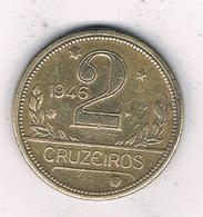 2 CRUZEIROS 1946  BRAZILIE /6817/ - Brazil