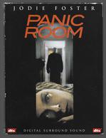 Panic Room  Dvd - Horror