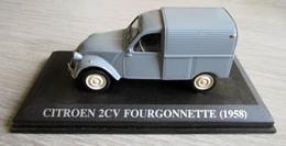 Citroën 2 CV Fourgonnette 1958 - 1/43 ème - Voitures, Camions, Bus