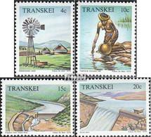 Südafrika - Transkei 54-57 (kompl.Ausg.) Postfrisch 1979 Wasser - Transkei