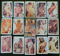 Jeux De Cartes Neuf Pour Adultes - Taste Me - LIPS - Femmes Nues - Seins - Sexy - Erotique - Playing Cards Adults - Nude - 54 Cards