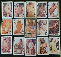 Jeux De Cartes Neuf Pour Adultes - Taste Me - LIPS - Femmes Nues - Seins - Sexy - Erotique - Playing Cards Adults - Nude - 54 Cartes
