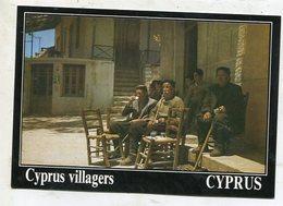 CYPRUS - AK 335341 Cyprus Villagers - Cyprus