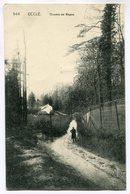 CPA - Carte Postale - Belgique - Bruxelles - Uccle - Chemin Du Repos - 1919 (SV5979) - Ukkel - Uccle