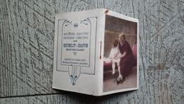 Petit Calendrier 1925 Publicité Horlogerie Bijouterie Berthelot Chauvin Montrichard - Calendriers
