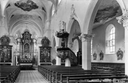 Laufenburg Inneres Der Kirche - AG Argovie