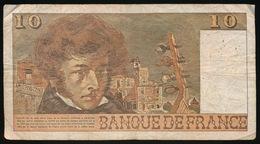 BILJET DE DIX FRANCS  B.5 - 8 - 1976.B.  2 SCANS - 1962-1997 ''Francs''