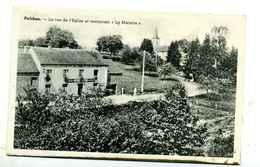 """Petithan : Rue De L'église Et Restaurant """"la Marmite"""" - Durbuy"""