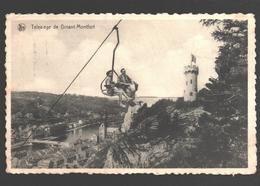 Dinant - Télésiège De Dinant-Montfort - 1955 - Animée - Dinant
