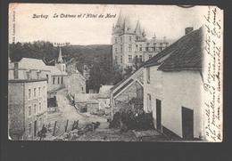 Durbuy - Le Château Et L'Hôtel Du Nord - Dos Simple - Durbuy