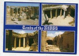 CYPRUS - AK 335407 Tombs Of The Kings - Cyprus