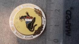 Pin's   Office Central De La Répression Du Banditisme 1973  ( O C P J ) - Polizei
