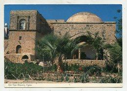 CYPRUS - AK 335414 Ayia Napa Monastery - Cyprus