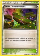 Carte Pokemon 93/119 Vallée Dimensionelle 2014 - Pokemon