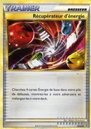 Carte Pokemon 74/95 Recuperateur D'energie 2010 - Pokemon