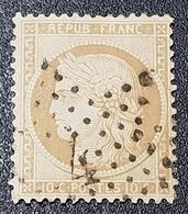 Siége De Paris  N° 36  Avec Oblitération Etoile 4  TB - 1870 Siège De Paris